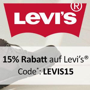 Levis-Rabatt