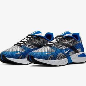 Nike-Schuhe-blau