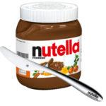 Nutella-Streicher