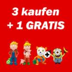 MediaMarkt: 3 Tonies kaufen + 1 Tonie GRATIS erhalten