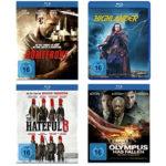 Amazon: 4 Blu-rays für 21,44€