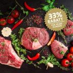 Fleisch-Rabatt
