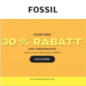 Fossil-Sale