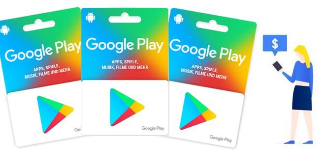 Google Play Guthaben Gratis