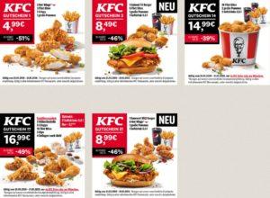 KFC_Gutscheine