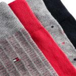 Tommy-Hilfiger-Socken-Bund