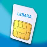 GRATIS Lebara SIM-Karte + 3€ Startguthaben im Telekom-Netz - Prepaid