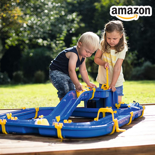 BIG Waterplay Wasserbahn für Kinder