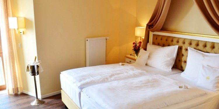 Hotelzimmer Burghotel