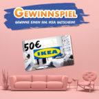 IKEA-Gewinnspiel
