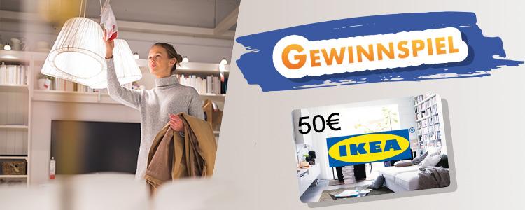 Ikea Gutschein Gewinnen