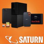 💾 Saturn Speicherwoche, z.B. SANDISK Ultra 200GB Micro-SDXC für 22€ (statt 26€)
