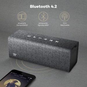TaoTronics Bluetooth Lautsprecher