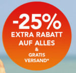 dress-for-less: 25% Extra-Rabatt auf alles
