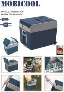 Mobicool W48 AC/DC - elektrische Kühlbox