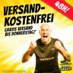 *nur 48h* Keine Versandkosten bei SportSpar - Artikel bereits ab 1,11€! (läuft bis 4. Juni, 11 Uhr)