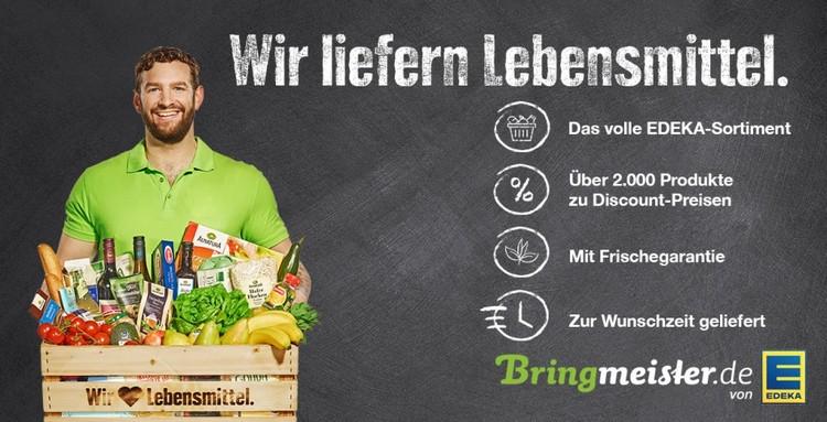 Bringmeister - wir liefern Lebensmittel