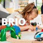 Brio-Holzeisenbahn