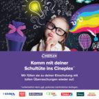 Cineplex Schultüten-Aktion 2021