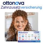 🦷 ottonova Zahnzusatzversicherung ab 8,73€/Monat + 100€ BestChoice-Gutschein
