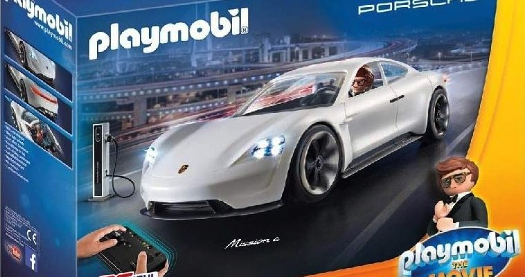 PLAYMOBIL_THE_MOVIE_70078_Rex_Dashers_Porsche_Mission_E_Ab_6_Jahren