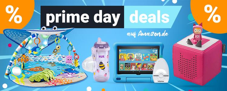 Amazon Prime Deals für Baby und Kind