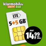 klarmobil_10GB_LTE