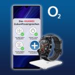 📱 Huawei P30 Pro New Edition + Smartwatch + Waage + 130€ Bonus + 40GB LTE o2 Allnet Flat für 34,99€/Monat (alternativ auch mit unlimitiert LTE)