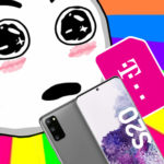 *Telekom-Kracher* 🔥 Samsung Galaxy S20 für 77€ + 10GB LTE Allnet-Flat für 24,99€/Monat (oder mit S20 Plus + bis zu 18GB LTE) - Saturn & MediaMarkt