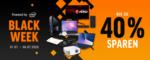"""""""Black Week"""" bei NBB mit bis 40% Rabatt z. B. MICROSOFT Surface Pro 7 für 761,40€ (statt 842€)"""