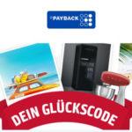 Payback Glückscode: Codes sammeln und Chance auf Gewinne abstauben