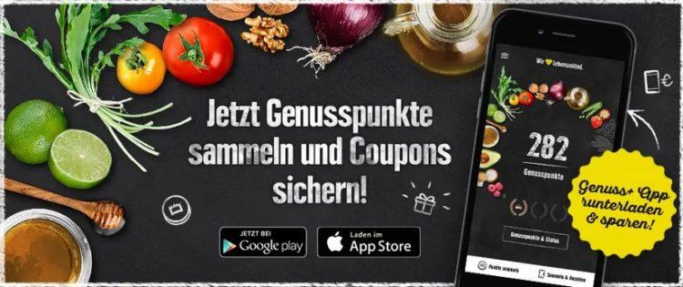 Edeka Genuss-App