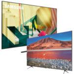 Starkes TV-Bundle: 65'' Samsung QLED + 43'' Samsung LED TV für 1.367,63€ (statt 1.675€)