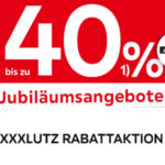 XXXLutz: Bis zu 40% Rabatt im Sale & 20% Rabatt auf nicht reduziertes - Möbel, Matratzen, Schränke uvm.