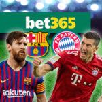 🔥 *CL: Barca - Bayern* Bet365: Für 15€ wetten + 20€ BestChoice Premium-Gutschein kassieren (Neukunden)
