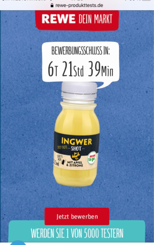 Ingwer Rewe