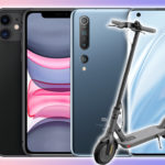 🛴 Xiaomi Mi 10 + E-Scooter / iPhone 11 / Galaxy S20 + 15GB LTE Vodafone Allnet-Flat für 36,99€ mtl. + 0,00€ AG (Vodafone Smart L+)
