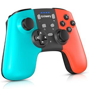 Gamory Controller für Nintendo Switch für 14,99€ (statt 57€ im Original)