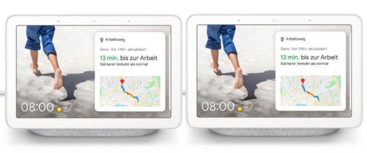 Google Nest Hub 2er Pack   Smart Display mit Sprachsteuerung
