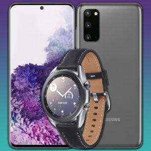 SAMSUNG_Galaxy_S20__Samsung_Galaxy_Watch3_41mm_LTE_Titelbild