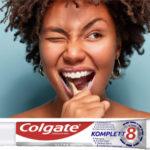 Zahnpasta-Colgate