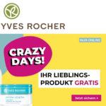 Yves Rocher: Erster Artikel im Warenkorb gratis (ab 10€ MBW)