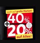 XXXLutz: Bis zu 40% Rabatt im Sale & 20% Rabatt auf alles
