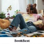 BookBeat (Hörbücher, ähnlich Audible) -  6 Wochen kostenlos testen