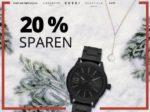 Christ: 20% Rabatt auf ausgewählte Artikel / bis zu 20€ Gutschein