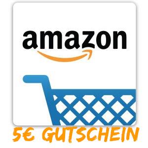5€ Amazon Gutschein