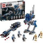 LEGO_75280_Star_Wars_Clone_Troopers_der_501._Legion_Bauset_mit_Kampfdroiden_und_AT-RT_Walker