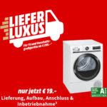 🚚👷♂️ MediaMarkt Lieferluxus für 19€ für TV- oder Haushaltsgroßgeräte ab 299€