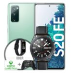 🔥 *Telekom-Hammer eff. GRATIS!* Samsung Galaxy S20 FE + 18GB LTE Allnet für 34,99€/Monat + Galaxy Watch 3 + Galaxy Fit 2 (Saturn)