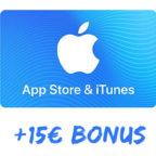 itunes-Guthaben–Bonus